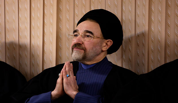 Iran: Khatami calls on reformists to be patient with Rouhani