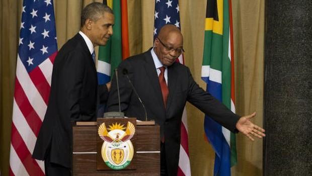 Obama tells leaders to follow Mandela's example