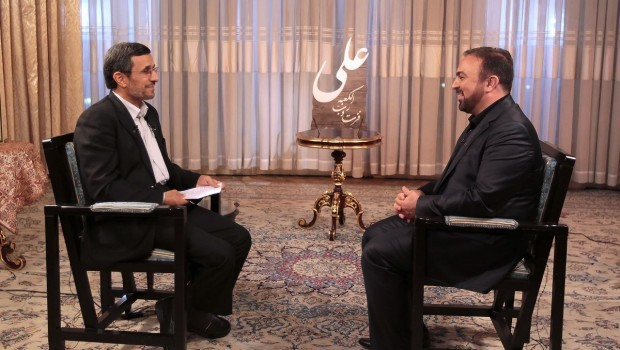 Iran: Ahmadinejad defends record in TV interview