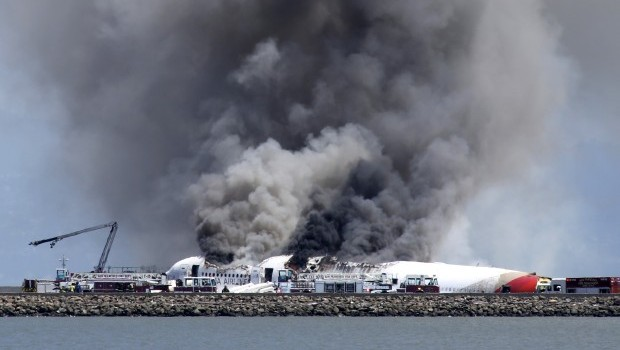 Two killed in San Francisco plane crash