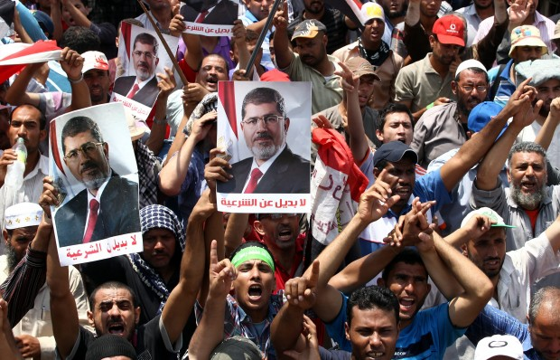 Debate: Egypt's events will force Islamists to adapt