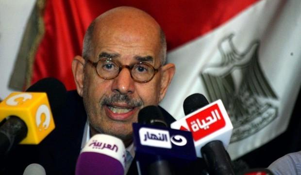 The Return of El-Baradei