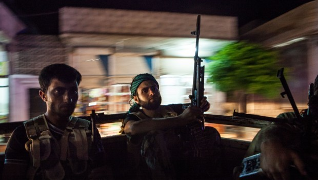 Syria: FSA says they are at war with Al-Qaeda