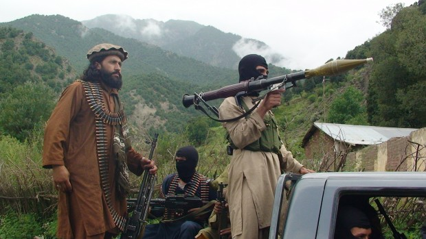 Pakistan Taliban set up camps in Syria