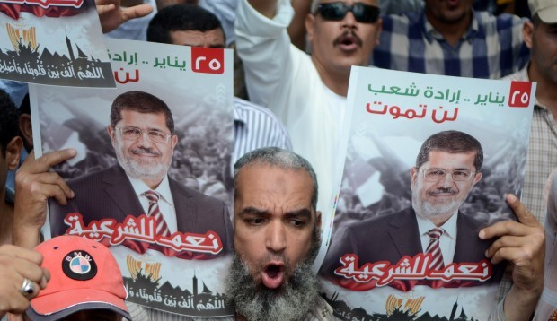 Egypt: Senior Salafist defends Mursi's ouster