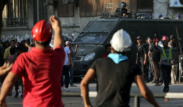 Egypt: Rival protests to square off on Friday