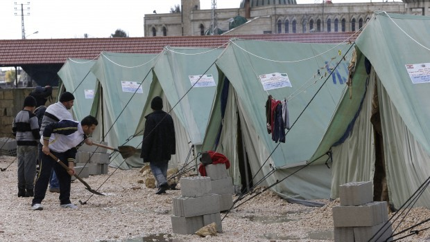 Syrian refugee crisis in Lebanon escalates as UN seeks solutions