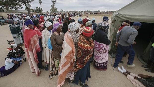 Zimbabwe goes to the polls
