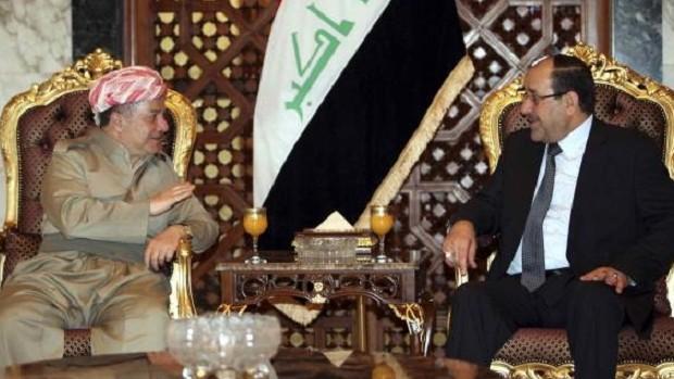 Iraq: Barzani and Maliki meet in Baghdad