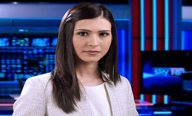 In conversation with Sky News Arabia's Imane Lahrache