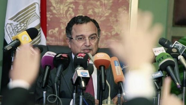 Egyptian FM outlines government policy