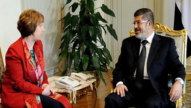 Egypt: EU envoy seeks compromise as violence continues