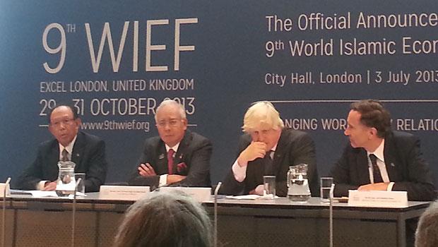 World Islamic Economic Forum to be held in London