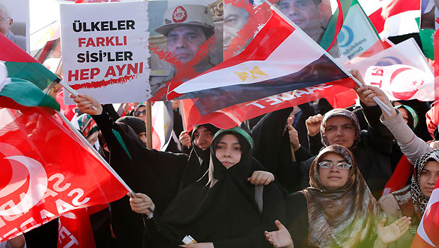 Opinion: The Turkish Republic or the Ottoman Empire?