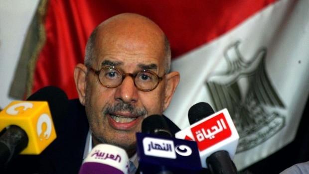 Egyptian vice president El-Baradei resigns
