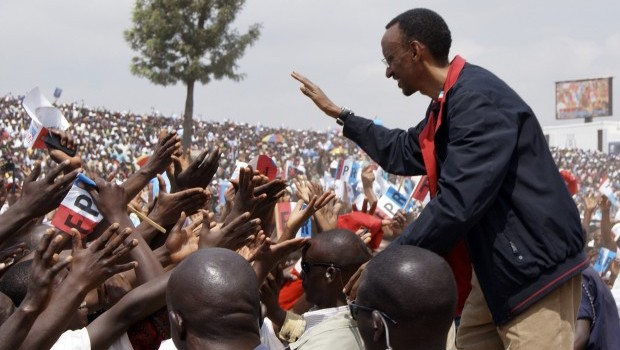 Rwanda allows opposition party to operate