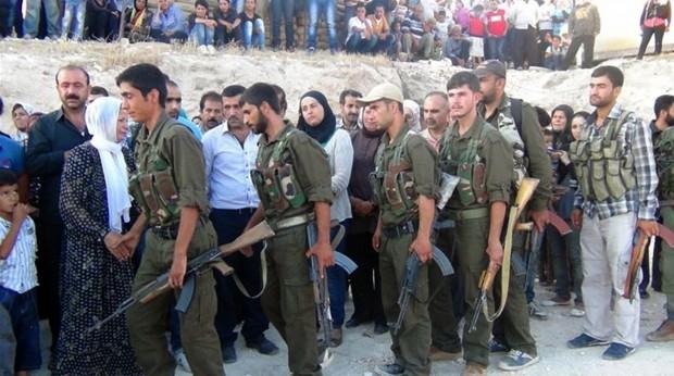 Kurdish delegation visits Syria–Kurdistan border crossing