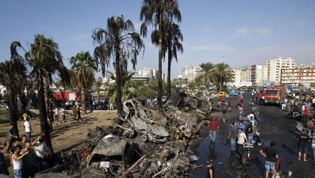 Lebanon: Two blasts shock Tripoli