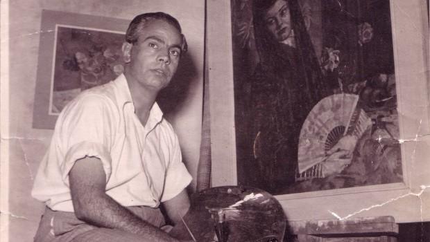 My Grandfather, the Baghdadi Artist