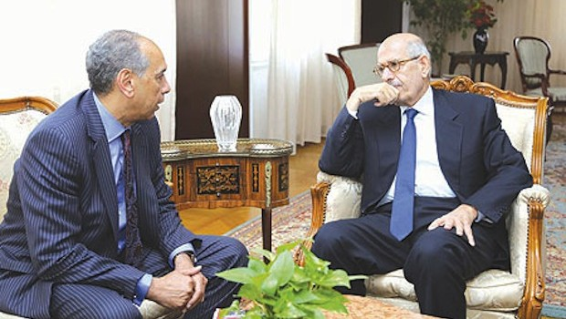 Mohamed El-Baradei: The View from Cairo