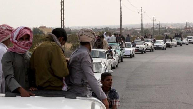 Egypt: Sinai Jihadist group says it was targeted by Israeli drone