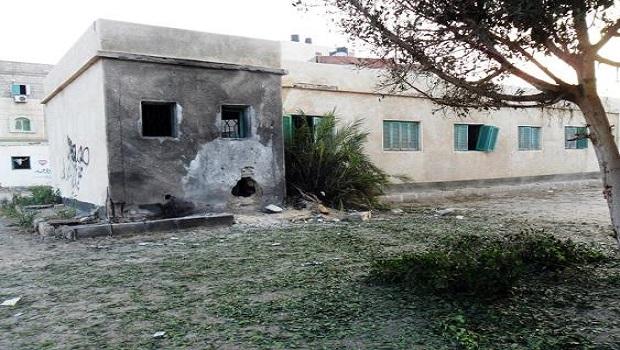 Eyewitness: Sinai attackers used ambulance car bomb