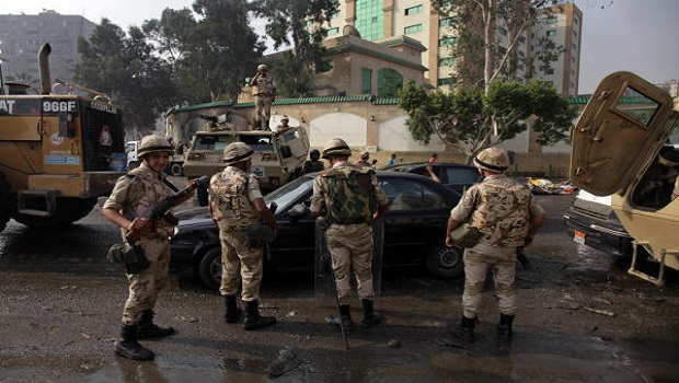 Egyptian police arrest Brotherhood leaders