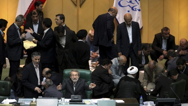 Iran: Three Rouhani cabinet nominees disqualified in confidence vote