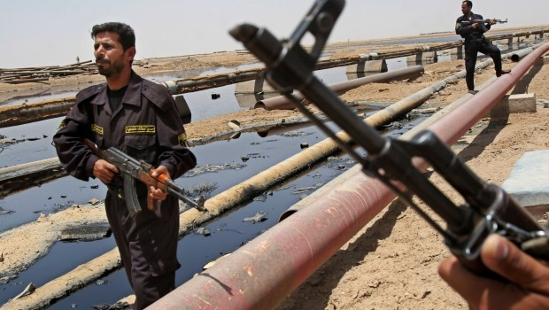 Iraqi Kurdistan denies exporting crude oil through Iran
