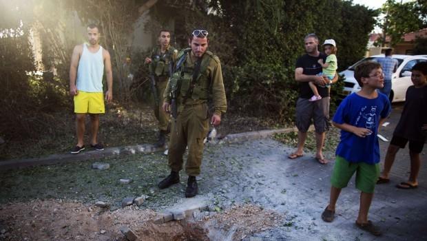 Israeli warplanes strike area near Beirut