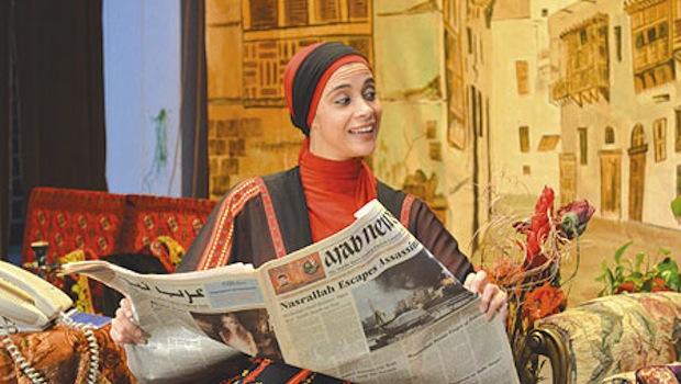 First Saudi woman to perform at the Edinburgh Fringe Festival