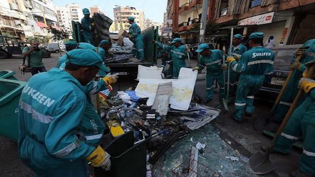 Lebanese security forces arrest car bomb suspects