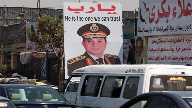 Egypt: Sisi calls on US to pressure Brotherhood
