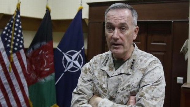 Afghanistan's future depends on foreign soldiers: U.S. commander