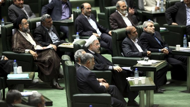 Opinion: Iran faces six sets of sanctions
