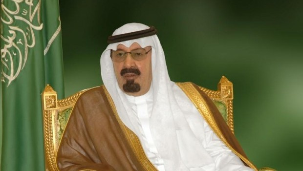 Saudi King praises armed forces in Eid address