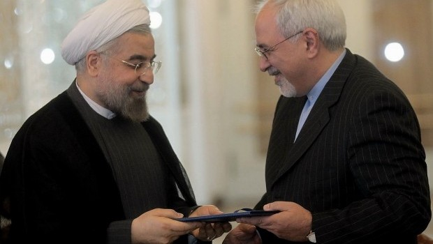 Iran's new ministers take office