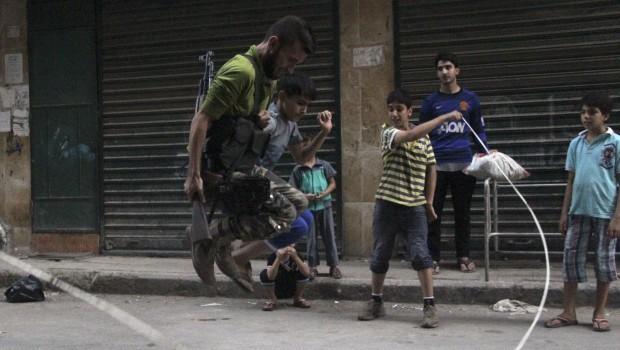 Opinion: Syria's Peace and Libya's Mandela