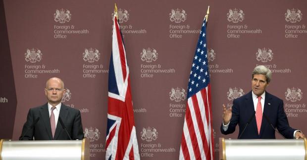 Kerry reasserts Syria charge despite Assad denial