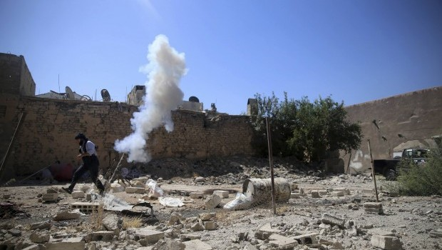 Syrian opposition say strike delay negatively affected progress