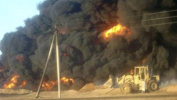 Gunmen attack Yemen's main oil pipeline