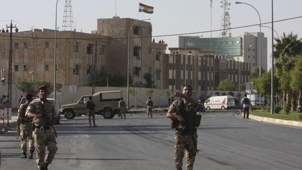 Rare suicide attack in Iraq's north kills 6 people
