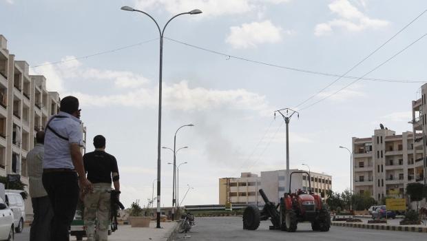 Syria: SNC accuses parties of causing interim government failure