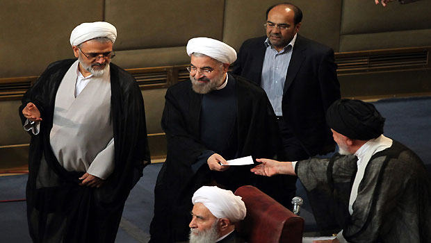 Iran's Assembly of Experts calls on Rouhani to meet expectations