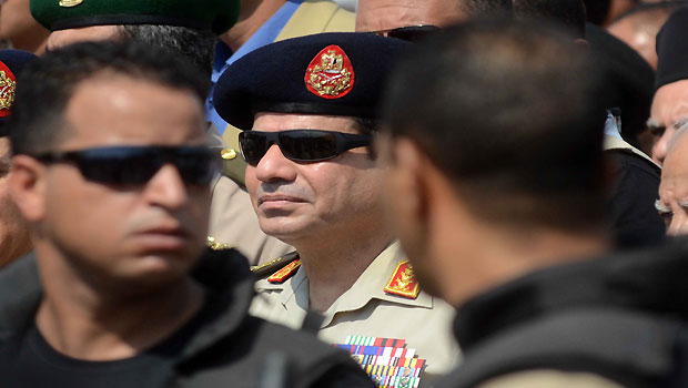 Egypt's Sisi to resign as minister, pave way for presidential bid—Al-Ahram