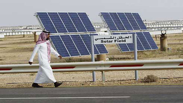 Saudi Arabia seeks new horizons with alternative energy