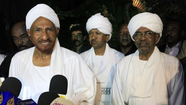 Sudan's Umma Party Chief on Protests