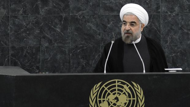 Opinion: Rouhani's Wave
