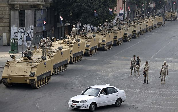 US aid cuts to Egypt symbolic, say experts