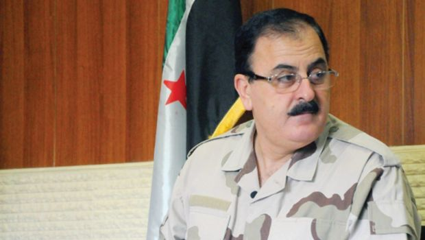 Free Syrian Army chief on ISIS, Geneva and Syria's civil war